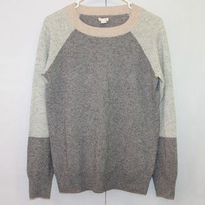 J. Crew Factory Women's Medium Wool Blend Sweater